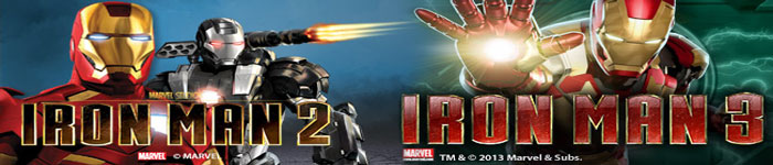 Find All The Iron Man Slots At Casino.com